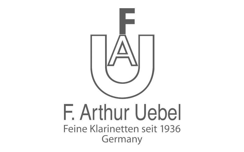 F. ARTHUR UEBEL bei ARNOLD STÖLZEL